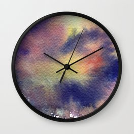 This Way Up Wall Clock