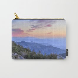 Alayos mountains at sunset Carry-All Pouch