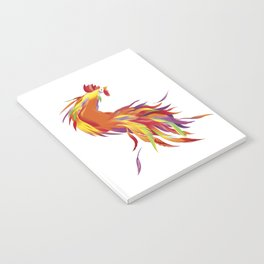 Red Rooster Notebook