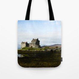 Eilean Donan - Horizontal Tote Bag