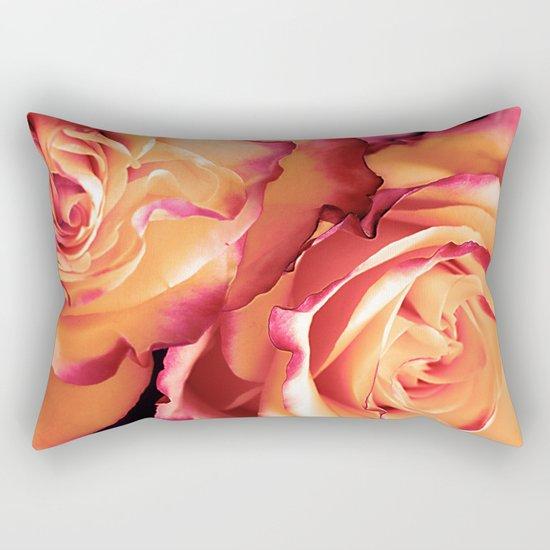 Romantic roses(13) Rectangular Pillow
