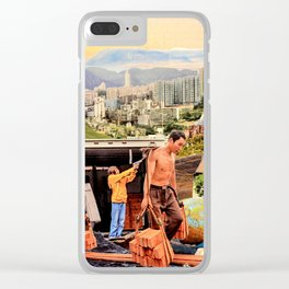 First Utopia Clear iPhone Case