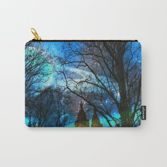 Saturn In Central Park Carry-All Pouch