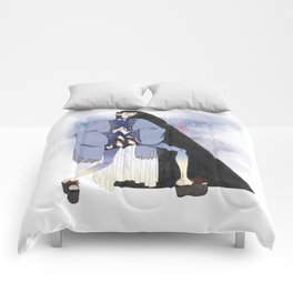 Indigo Tokyo Comforters