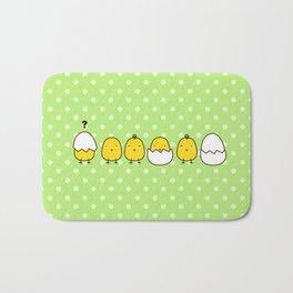 Easter Chicks Bath Mat