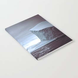 Icy scale Notebook