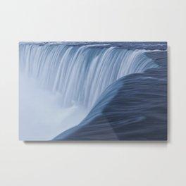 Niagara Falls in Ontario Canada Metal Print