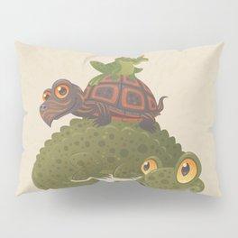 Swamp Squad Pillow Sham