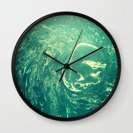Textured Paper 02 Wall Clock