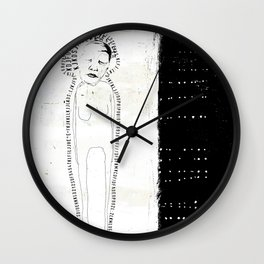 « aura » Wall Clock