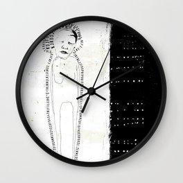 « aura » Wall Clock