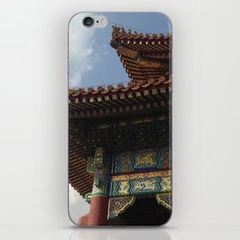 Forbidden City iPhone Skin