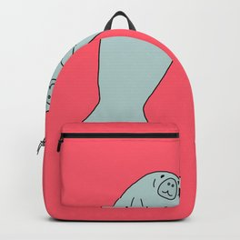 Hello from Manatees! Backpack