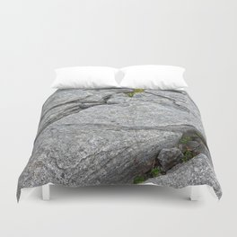 Poulnabrone Stone Texture Duvet Cover