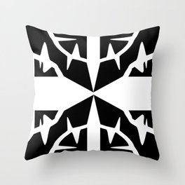 X Chief Throw Pillow