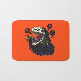 Grim Reapersaur Bath Mat