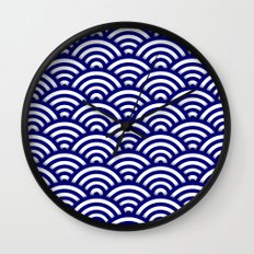 Circle B Wall Clock