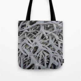 REMNANTS OF MATING SEASON Tote Bag
