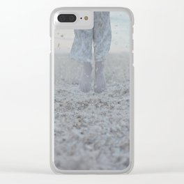 Nothing is as it seems III Clear iPhone Case