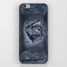 Zeitgespenst iPhone & iPod Skin