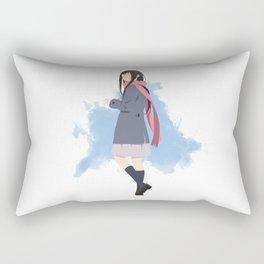 Noragami Minimalist (Hiyori) Rectangular Pillow