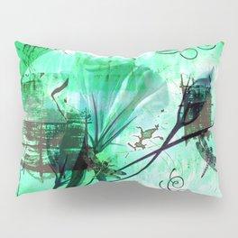 Mint Frappe Pillow Sham