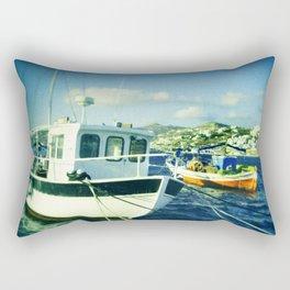 Mykonos #1 Rectangular Pillow