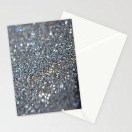 Silver Dust Stationery Cards