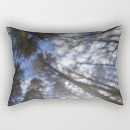 Woodland Gaze Rectangular Pillow