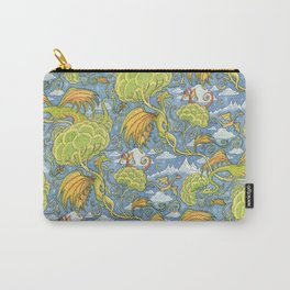 Tolkien Pattern - Dragons Carry-All Pouch
