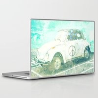 bug Laptop & iPad Skins featuring ♥ BUG by RDelean