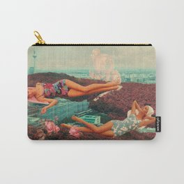 Those Pink Afternoons Carry-All Pouch