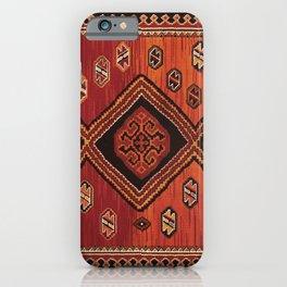 Persian Carpet Design iPhone Case