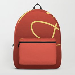 A Initial Backpack