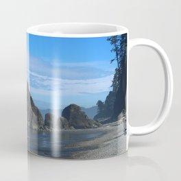 Morning At Ruby Beach Coffee Mug