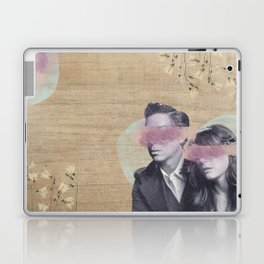 Feminine Collage IV Laptop & iPad Skin