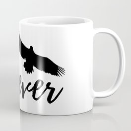 Type Three Enneagram Design Coffee Mug