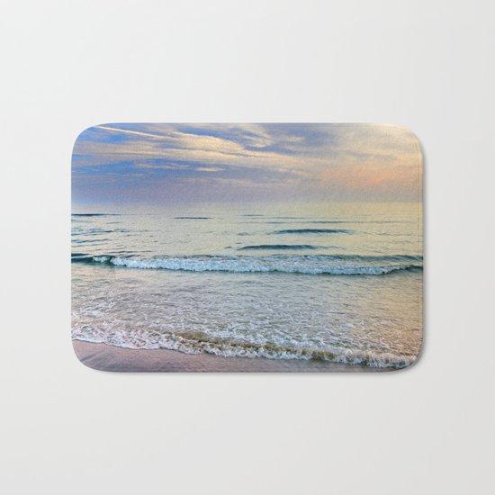 """""""Vintage sea"""". Summer dreams 2016 Bath Mat"""