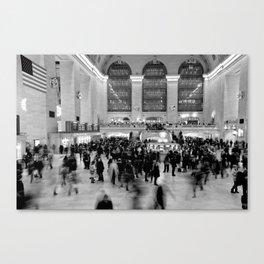 Grand Central,  Canvas Print