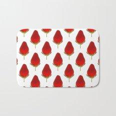 It's Strawberry Time Bath Mat