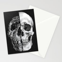 Evolutionary Study of the Human Skull Stationery Cards