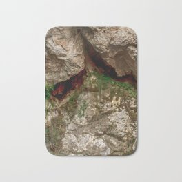 The Holy Cave of Covadonga Bath Mat