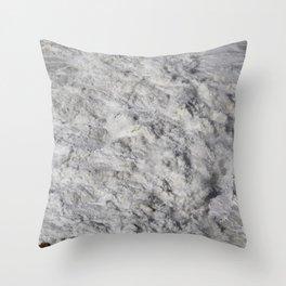 The Crash (Pacifica) Throw Pillow