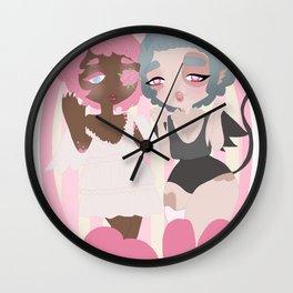 Bootiful Wall Clock