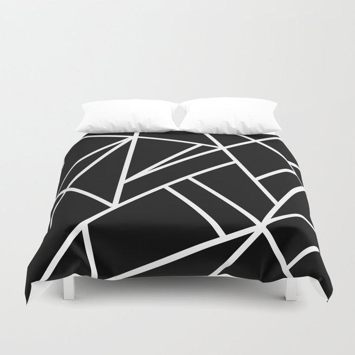 Geometric Decor Art Society6 Duvet