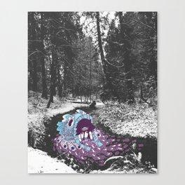 Creek Spirit Canvas Print