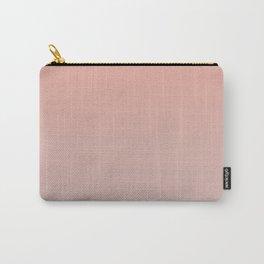 ARCADE LADIES - Minimal Plain Soft Mood Color Blend Prints Carry-All Pouch