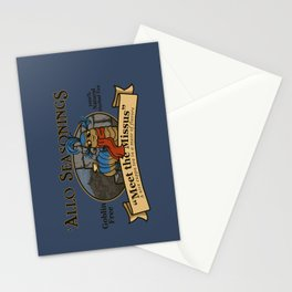 Meet the Missus Tea Stationery Cards