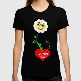 Smiling Daisies T-shirt