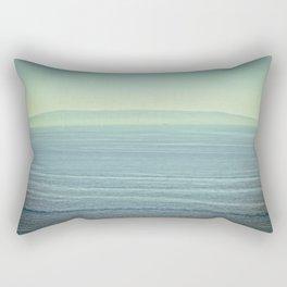 Days Off Rectangular Pillow